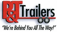 P and T Trailers logo